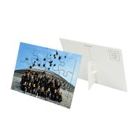 12片客製贈禮品拼圖(明信片)