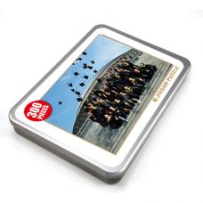 300片精裝私房鐵盒拼圖