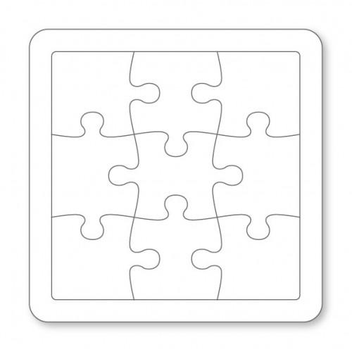 9片客製贈禮品拼圖