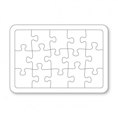 15片客製贈禮品拼圖