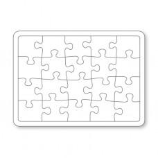 20片客製贈禮品拼圖
