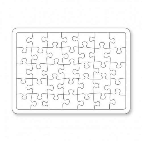 35片客製贈禮品拼圖