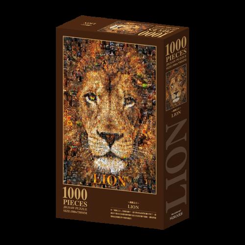 獅 LION拼圖