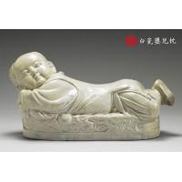 白瓷嬰兒枕 拼圖