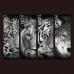 280片鐵盒拼圖-戰狼 Wolf